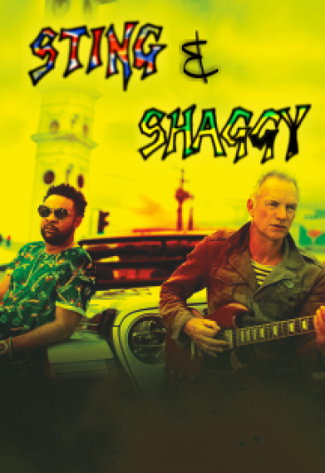 Фото афиши Sting & Shaggy