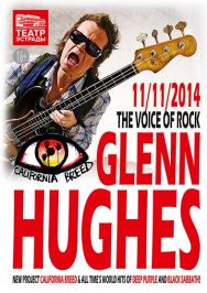 Glenn Hughes (Гленн Хьюз). California breed