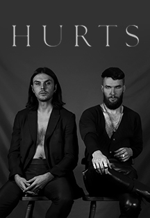 Фото афиши HURTS. FAITH TOUR 2021