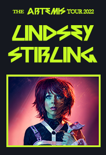 Фото афиши Lindsey Stirling