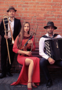 Фото афиши Moscow Klezmer Band