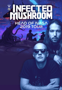 "Infected Mushroom ""Head of nasa"""