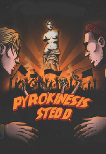 Pyrokinesis и STED.D