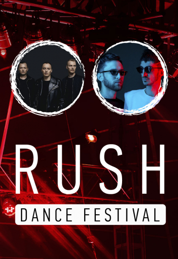 """Rush dance festival"": Swanky Tunes and Going Deeper"