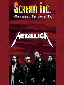 Metallica Cover Show | Scream Inc