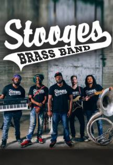 группа «The stooge brass band» (США)