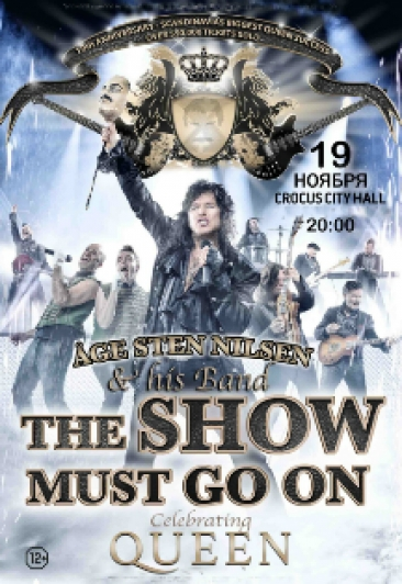 Age Sten Nilsen. The Show Must Go On