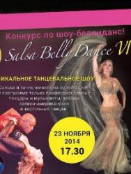 Salsa Belly dance