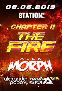 Chapter II - The Fire