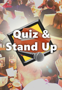 Quiz Stand Up standup show стэнд ап шоу
