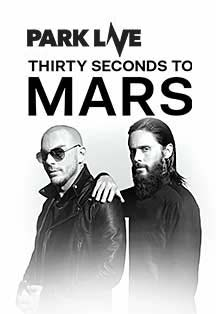 Thirty Seconds to Mars. Park Live 2019