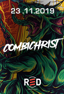Combichrist combichrist combichrist what the f k is wrong with you people 2 cd