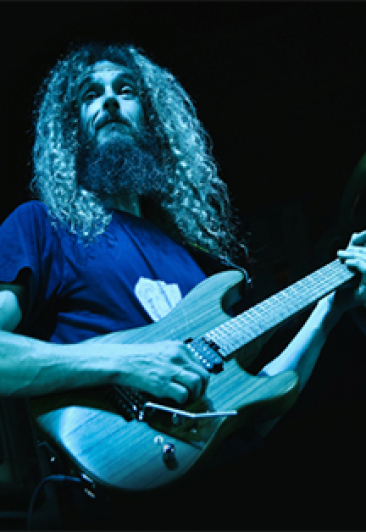 Guthrie Govan арло гатри arlo guthrie alice s restaurant the massacree revisited