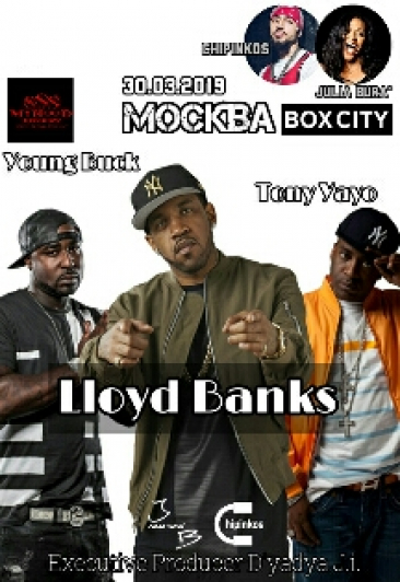 Lloyd Banks x Young Buck x Tony Yayo