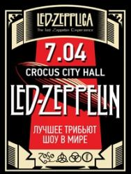 Letz Zep-The Official Number One Tribute to Led Zeppelin