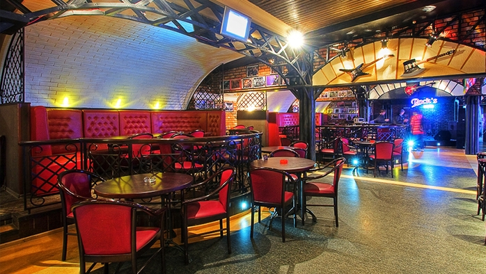 Rock's Cafe (г. Уфа)