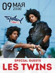 Shark Dance: Les Twins