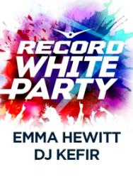 RECORD WHITE PARTY | Emma Hewitt