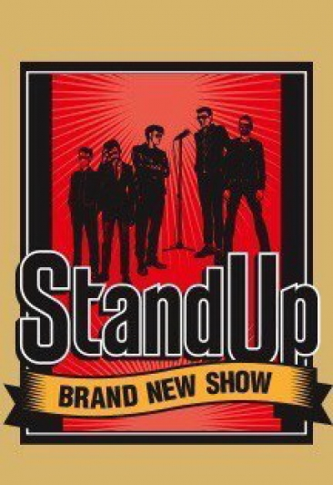 Stand Up. Brand new show.