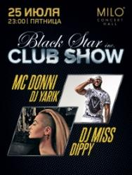 BLACK STAR CLUB SHOW