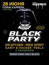 Record Black Party