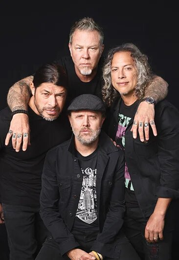 ONLINE. ТРАНСЛЯЦИИ #METALLICAMONDAYS