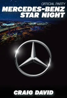MERCEDES-BENZ STAR NIGHT PARTY OFFICIAL PARTY FORMULA 1  VTB RUSSIAN GRAND PRIX 2019