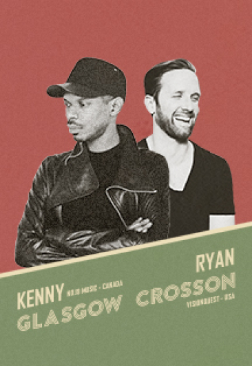 Kenny Glasgow (CANADA) / Ryan Crosson (USA)