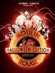 MOULIN ROUGE - HALLOWEEN EDITION