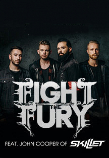 FIGHT THE FURY feat John Cooper of SKILLET
