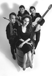 The BigBuddy Band. Gypsy-jazz на сцене White Night