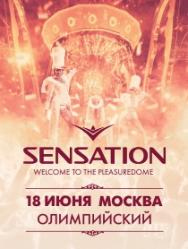 SENSATION. Welcome to the Pleasuredome