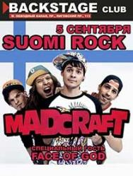 SUOMI ROCK FEST (MADCRAFT + FACE OF GOD)