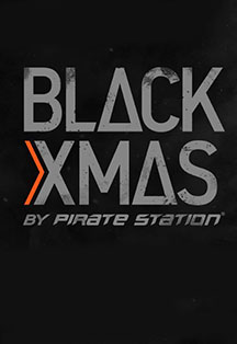 Record Black X-Mas by Pirate Station